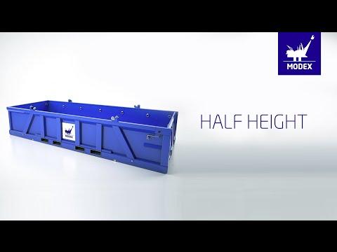 Half height - Modex Energy