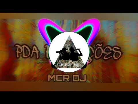 MEGA FUNK - PRA ELAS - MCR DJ (PDA PROD.)🚂🎶