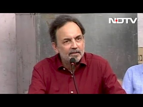 If You Crawl, They Will Come For You, So Stand Up: Prannoy Roy on NDTV Raids