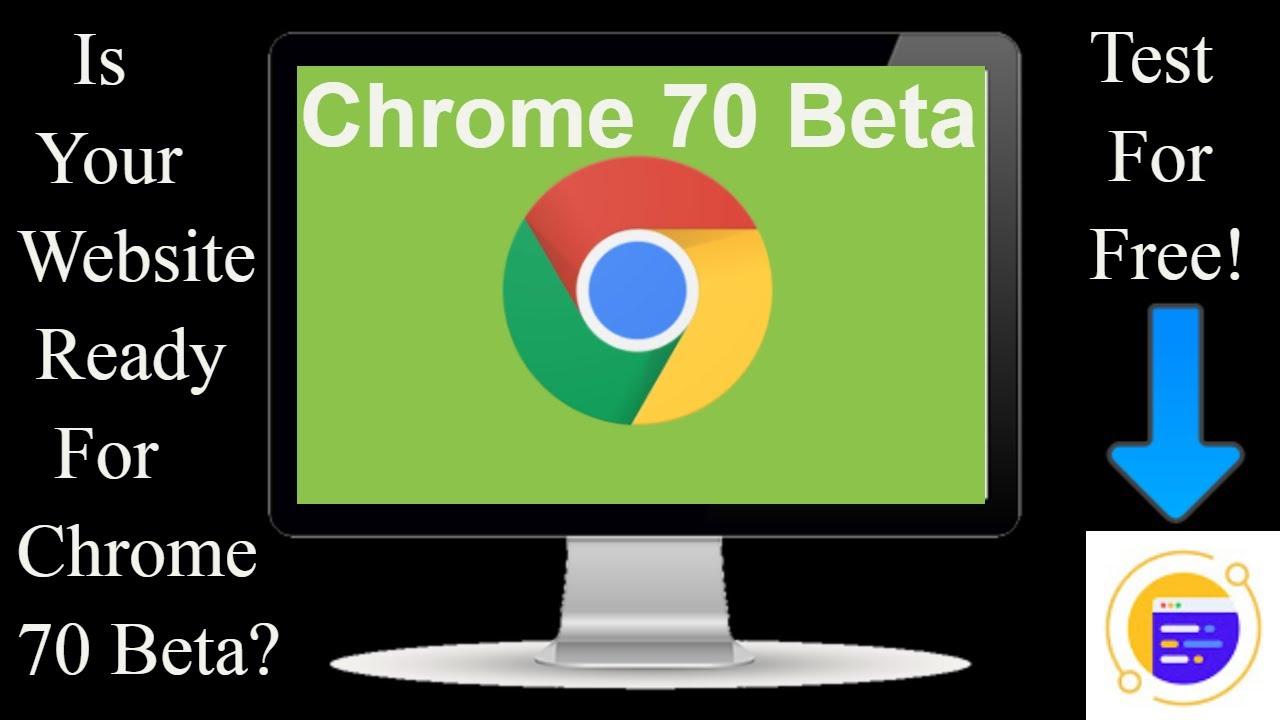 Chrome Beta Tester
