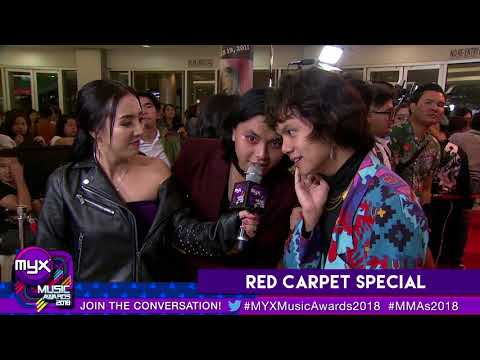 MMA2018 Red Carpet: IV of Spades