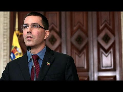 Caracas summons ambassadors over 'meddling'