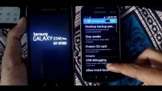How to Root Samsung Galaxy pro GTS7262