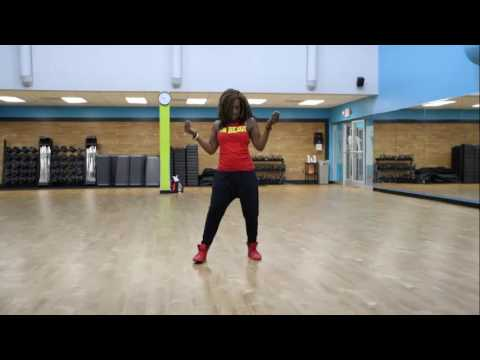 Look at me by T-Pain: Dance fitness choreography