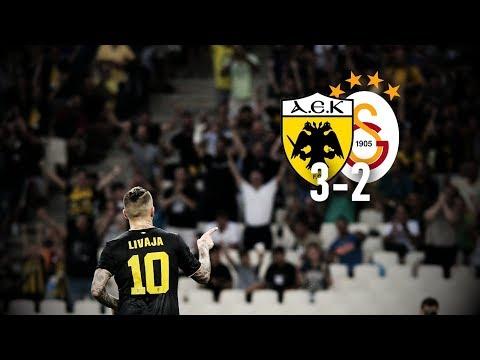 ΑΕΚ - Γαλατασαράι 3-2   Στιγμιότυπα Διεθνούς Φιλικού   31.07.18 / AEK vs Galatasaray 3-2