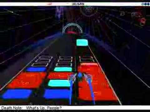 AudioSurf Demo Gameplay