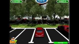 Parking 3D Unity Game