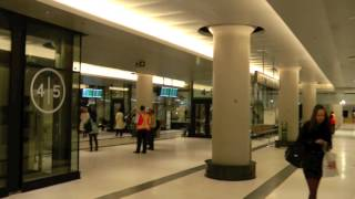 New Go Concoures @ Union Station (commuter train service)
