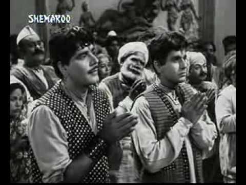 Aana Hai To Aa Rahabw   Naya Dour  1957
