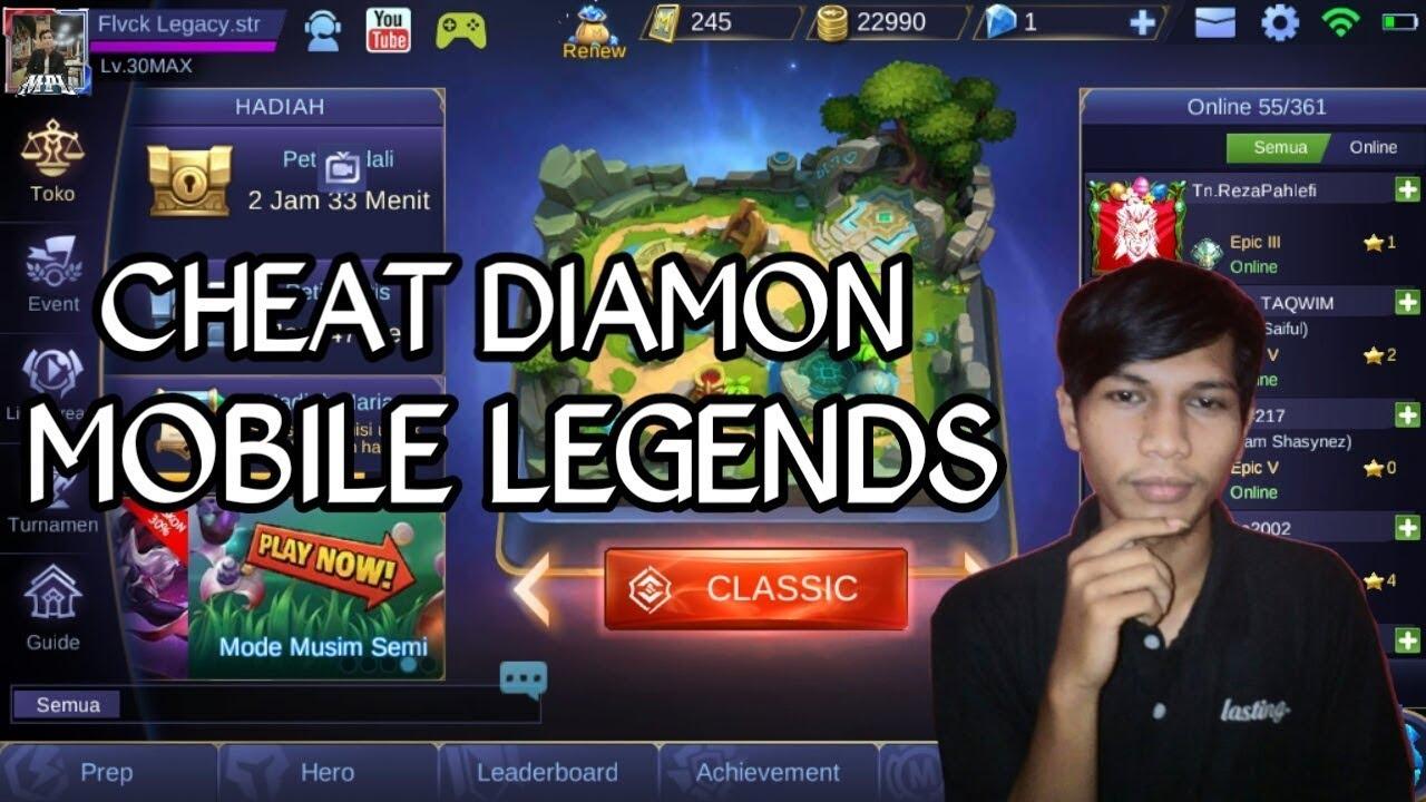 Legendary Cheats