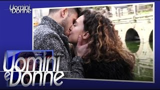 Uomini e Donne, Trono Classico - Esterna di Sara e Luigi