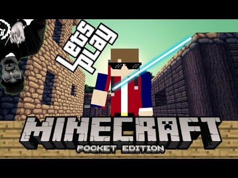 Let's Play Minecraft PE - TAH NAK KATA APA #EP 7