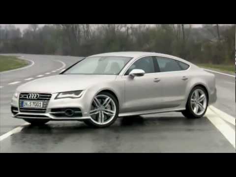 New 2013 Audi S7 Sportback Quattro Exterior Youtube