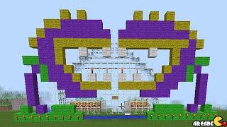 Minecraft Plants Vs Zombies 2 Mod Chomper Crazy Dave's Lab! PVZ Mod