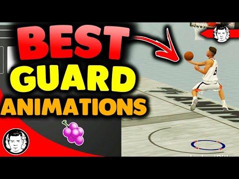 NBA 2K19 THE BEST ANIMATIONS FOR ANY GUARD! DRIBBLING, JELLY LAYUP , and MORE!
