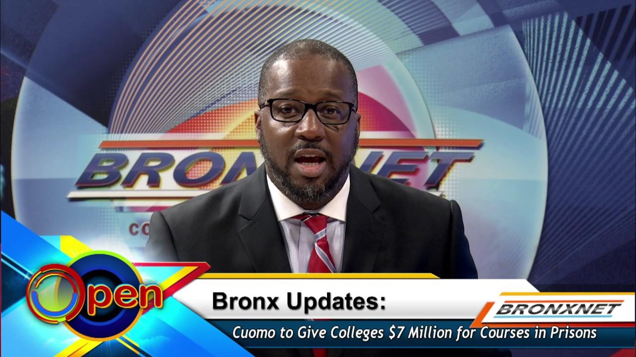 Bronx Updates   August 9th, 2017
