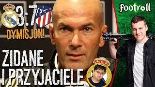 Real zmasakrowany 7:3 | Zidane i przyjaciele vs Armia Simeone