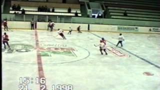 Лучшие моменты - Дмитрий Цыбин (детский/юниорский хоккей)