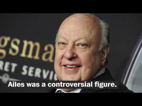 Former Fox News CEO Roger Ailes dies at 77