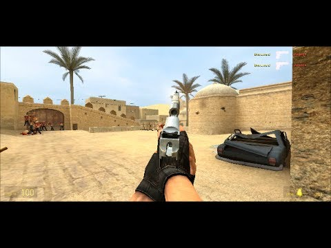 Cs:s content for gmod counter-strike: source mods | gamewatcher.