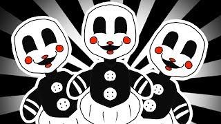 minecraft fnaf sister location puppet master becomes a baby minecraft roleplay