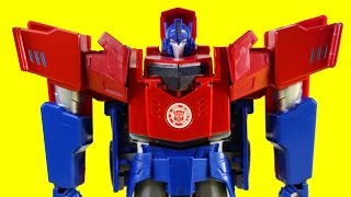 Transformers Robots In Disguise Rescue Bots Optimus Prime Set With Surprise Mystery Blind Boxes
