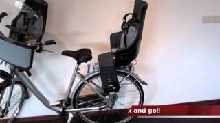 Bobike montage fietszitjes update mei 2012