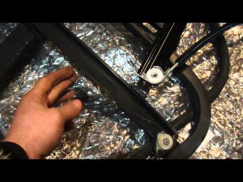 Volkswagen Touareg I Замена стеклоподъемника , снятие обшивки двери