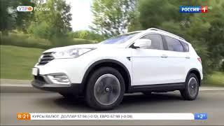 DFM AX7 от Dongfeng Motor - уже в продаже.Видео обзор.Тест драйв