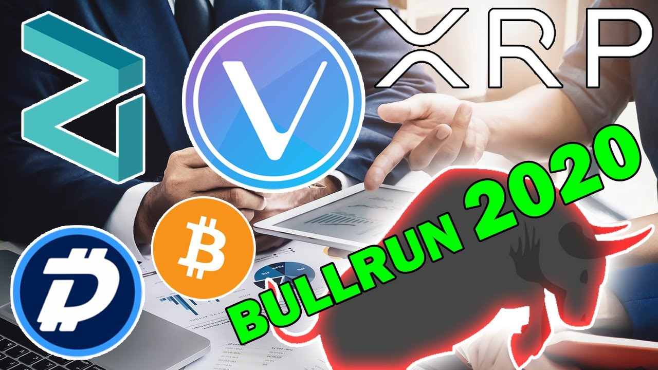 Bullish Crypto News: Analyst Show July 2020 Start of Bull Run | VET XRP ZIL DGB Analysis