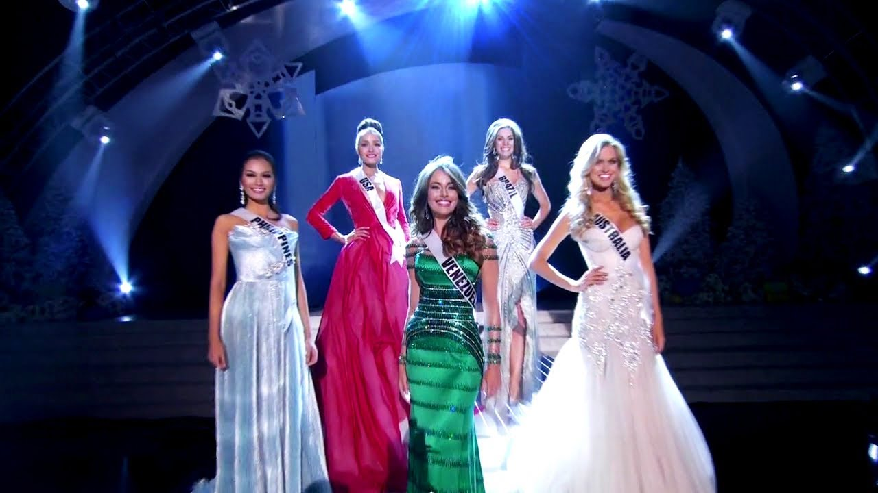 miss universe 2012 top 5 youtube