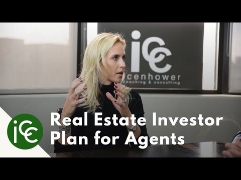 A Real Estate Investor Plan That Agents Can Implement Too
