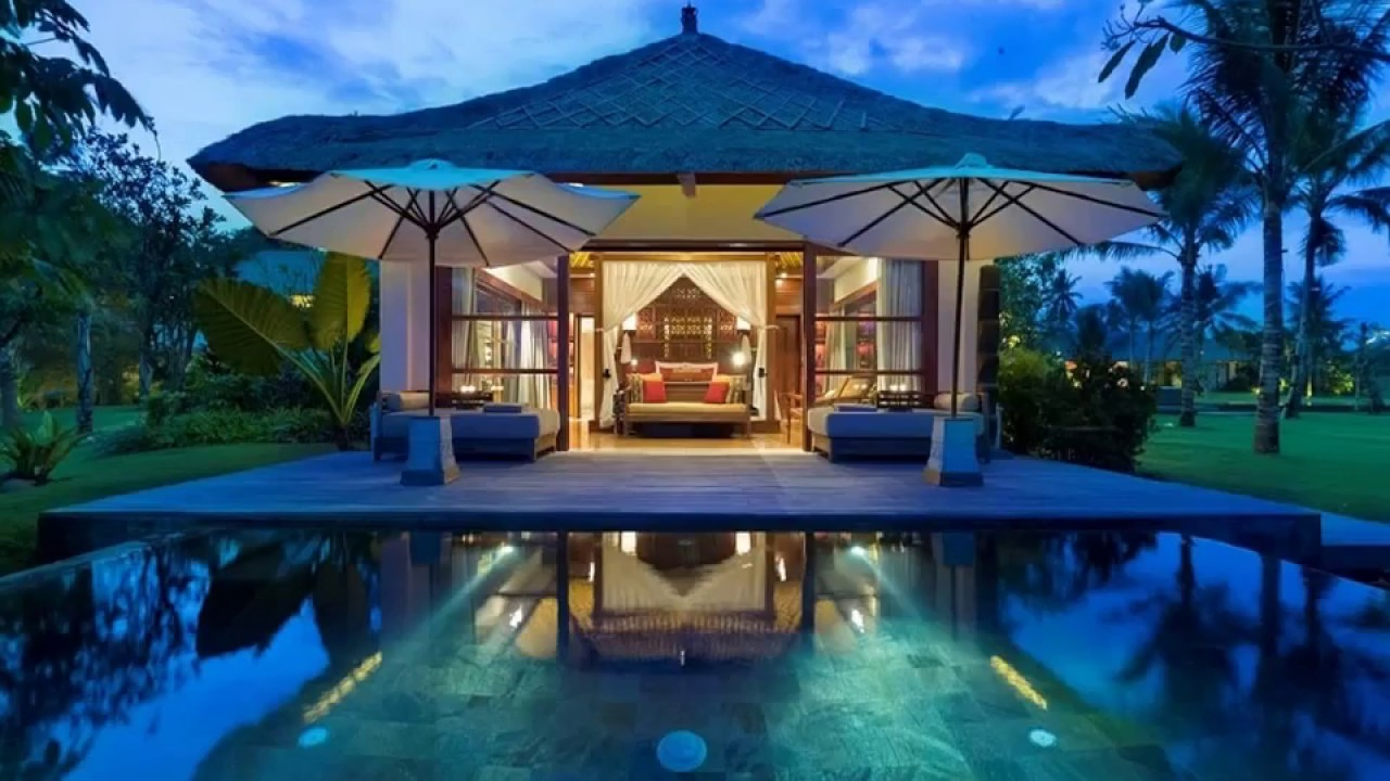Bali Resorts Top 5 Resorts In Bali Indonesia Youtube