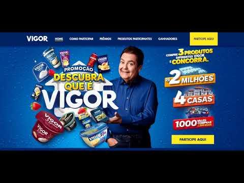 PROMOÇÃO VIGOR 2018 - DESCUBRA QUE É VIGOR - WWW.DESCUBRAVIGOR.COM.BR