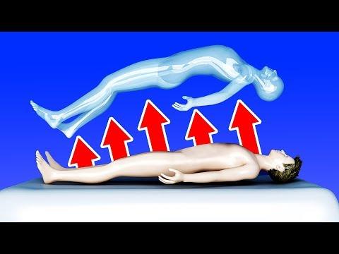 5 Mysteriöse Dinge die im Schlaf passieren!