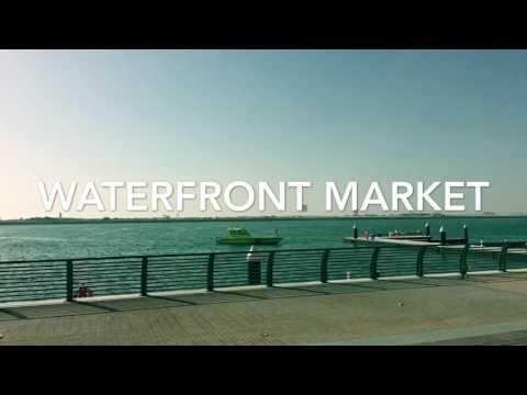 New Waterfront Fish Market in Dubai