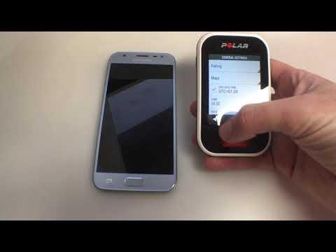 Polar V650 S Telefonem