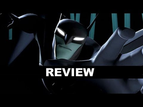 Beware The Batman Review - Episode 1 with Alfred and Katana!  DC Nation rules?!