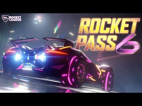 Rocket League® - Rocket Pass 6 Trailer