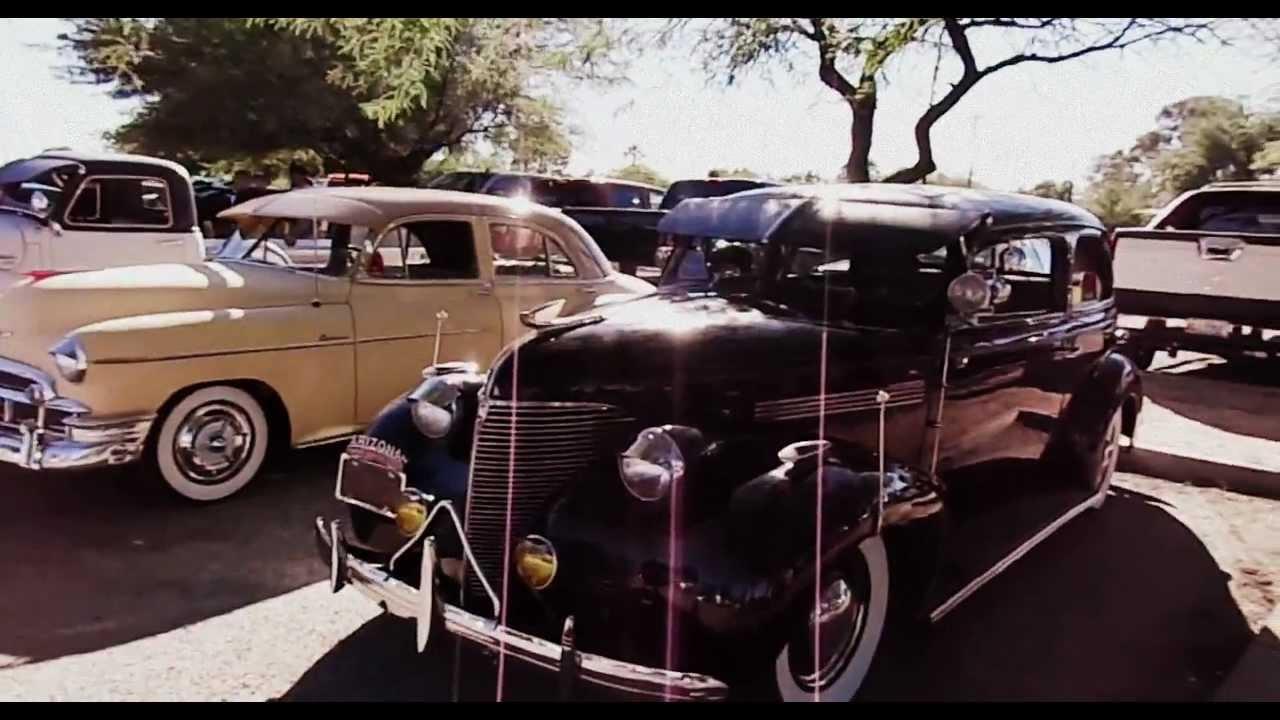 Tucson Old Car