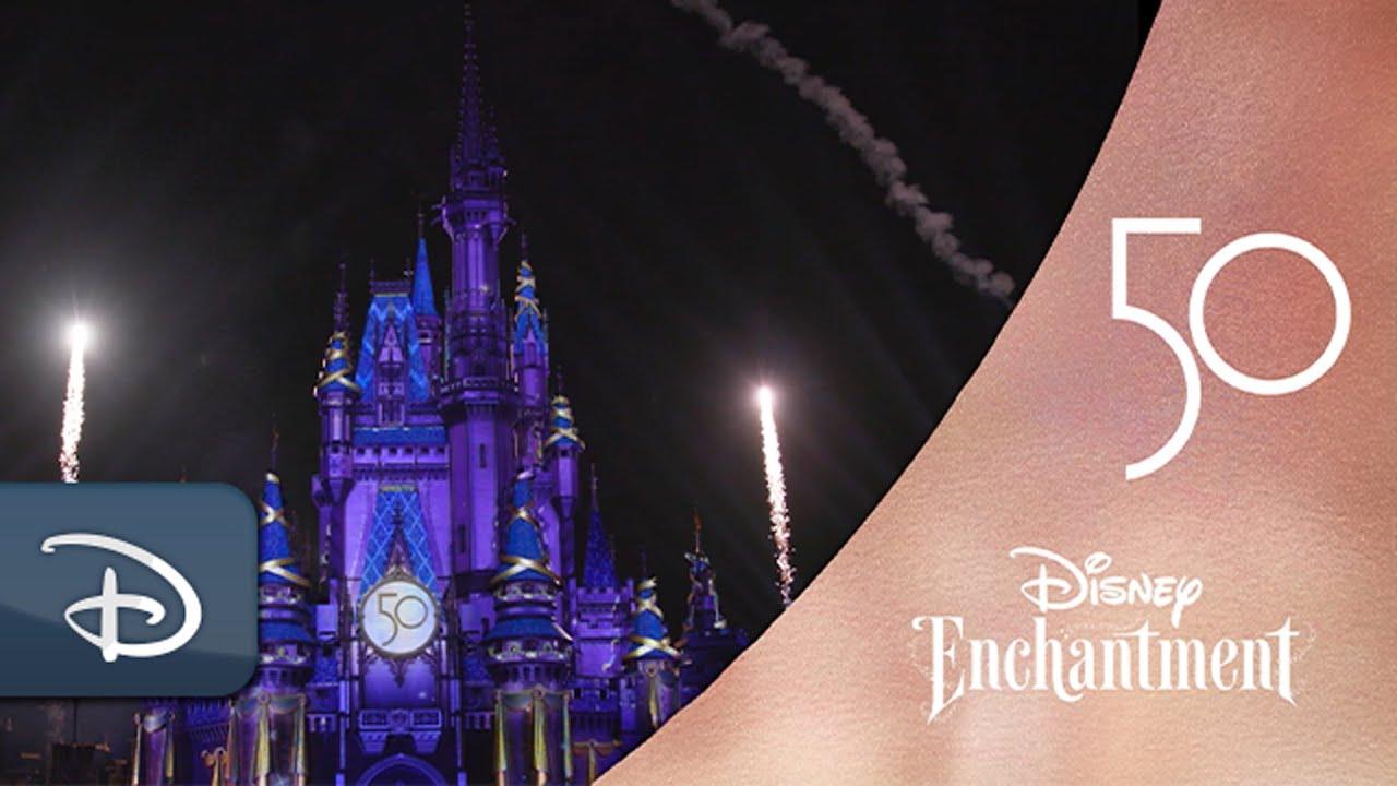 Behind The Scenes - Making Of 'Disney Enchantment' Fireworks   Walt Disney World Resort