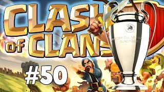 CHAMPIONS LEAGUE + KRASSE FEHLENTSCHEIDUNG ★ CLASH OF CLANS #50 ★ CoC German/Deutsch | Matze