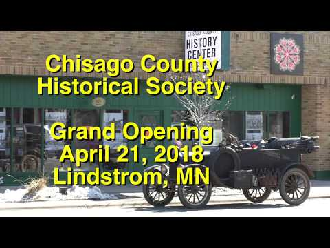Chisago County History Center Grand Opening (HD)