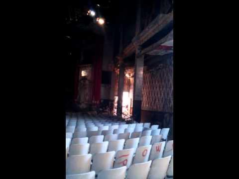 Fantasmas Cine Victoria Abandonado Cd Juarez Chih