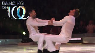 Take a Look Backstage on the Dancing on Ice Tour! | Dancing On Ice 2018
