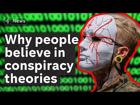 How to Talk with a Conspiracy Theorist (and Why People Believe Conspiracy Theories in the First Place): What the Experts Recommend