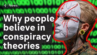 The psychology of why people believe conspiracy theories - explained by experts