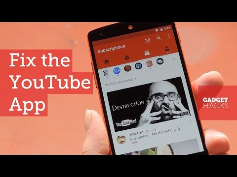 Change YouTube's Default Tab & Increase Max Resolution on Android [How-To]