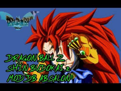 Dragon Ball Z Shin Budokai 2 Mod DB Absalon (BETA) DOWNLOAD