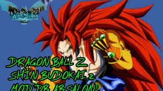 Dragon Ball Z Shin Budokai 2 Mod DB Absalon (BETA) DOWNLOAD